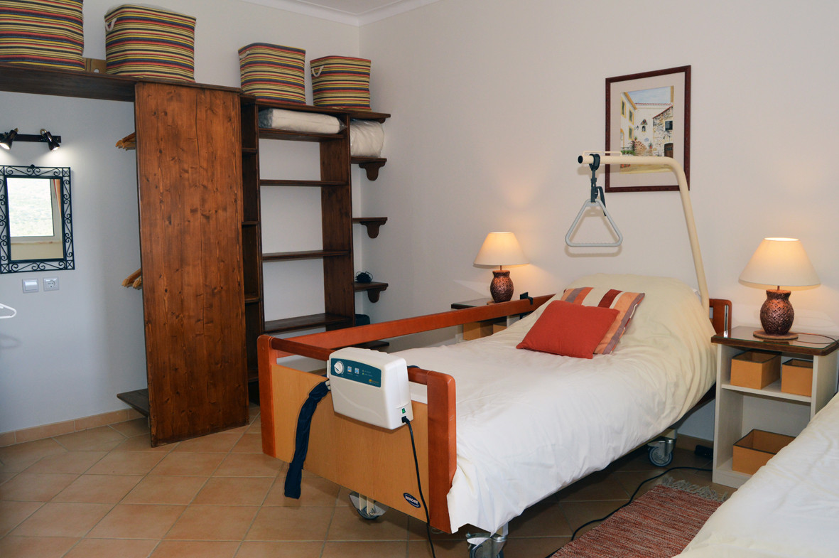 Master accessible bedroom
