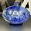 Thumbnail: Saladier original en verre bullé