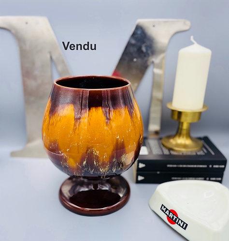 Vase sur pied design Vallauris