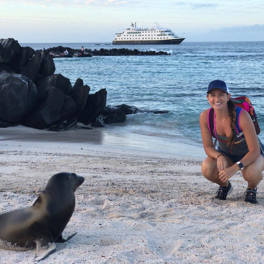 Exploring the Galapagos on Lindblad's Explorer II