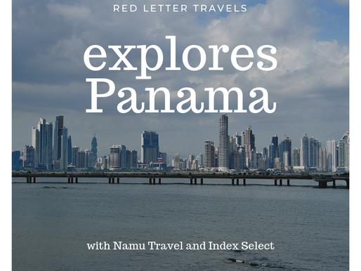 Exploring Panama