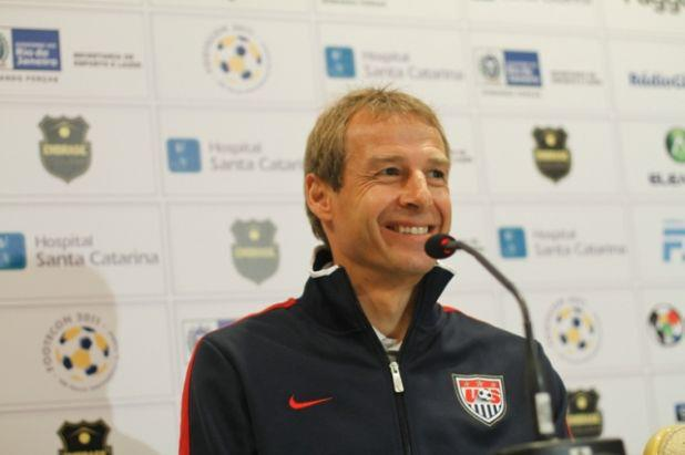 KlinsmannFoot2011