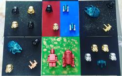 3d Bilder Star Wars / Lego