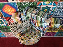 Mosaik Stiftebox