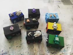 3 d Box