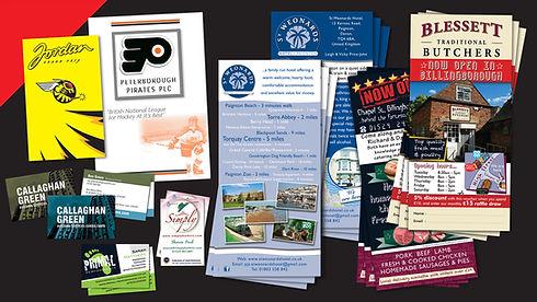 Strip1(work)2.jpg business card design leaflet flyer booklet design
