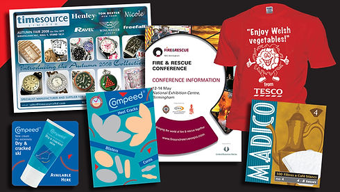 Strip1(work)4.jpg advert advertising design brochure programme t-shirt