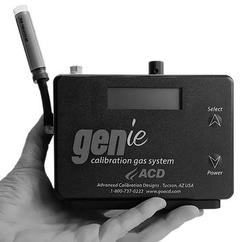 GENie EC gas generator