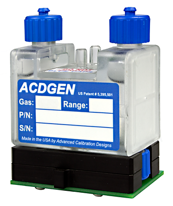 ACD GENie EC Micro Source H2 .05-5 PPM 100 Hr. - H2 calibration gas