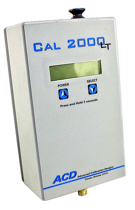 ACD Calibration Gas - CAL2000LT calibration gas generator