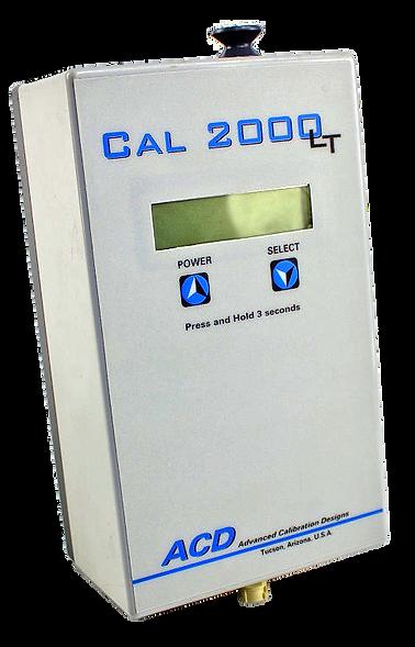 Fuente CAL 2000, HCN, capacidad de 10 horas, 0.5 a 50 PPM @ 0.5 LPM