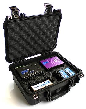 GENie O3 Instrument in Hard Body Case.pn