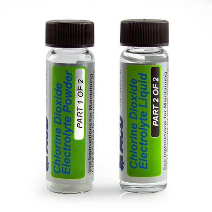 Electrolyte, ClO2, 15 Ml Vial, 25 Pack