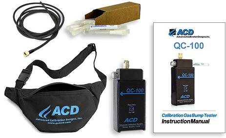 QC-100 Kit (Bump Test)