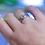 Thumbnail: moonstone cage ring