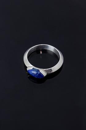 lapis marquis ring