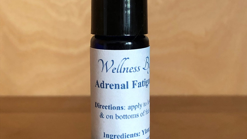 Adrenal Fatigue - 10 ml Roller Bottle