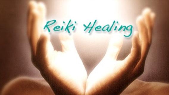Reiki Session - 50 Minutes