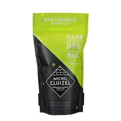Mini Grammes Elianza Noir 55% Michel Cluizel