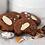 Thumbnail: Biscuits Chocolat Noir, Amandes et Sel Marin