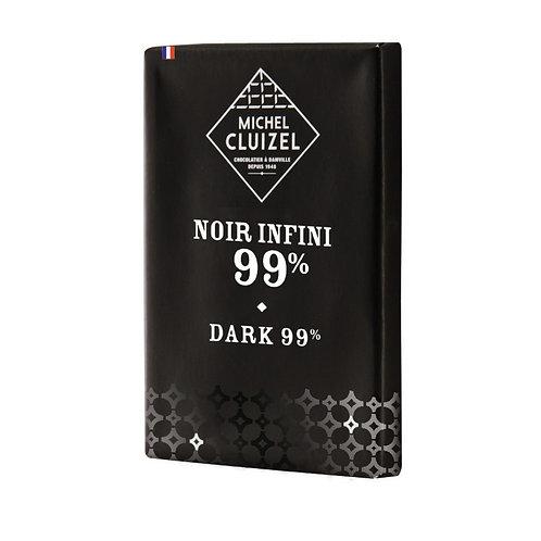 Barre Michel Cluizel Noir Infini 30 g