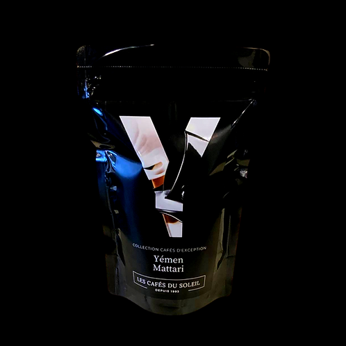 Le café d'exception Yémen Mattari