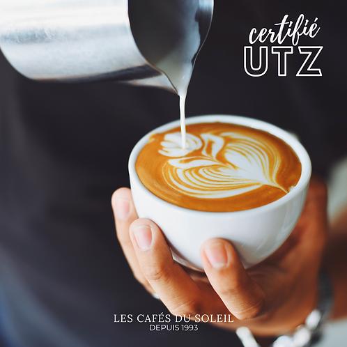 Mélange Espresso Les Cafés du Soleil