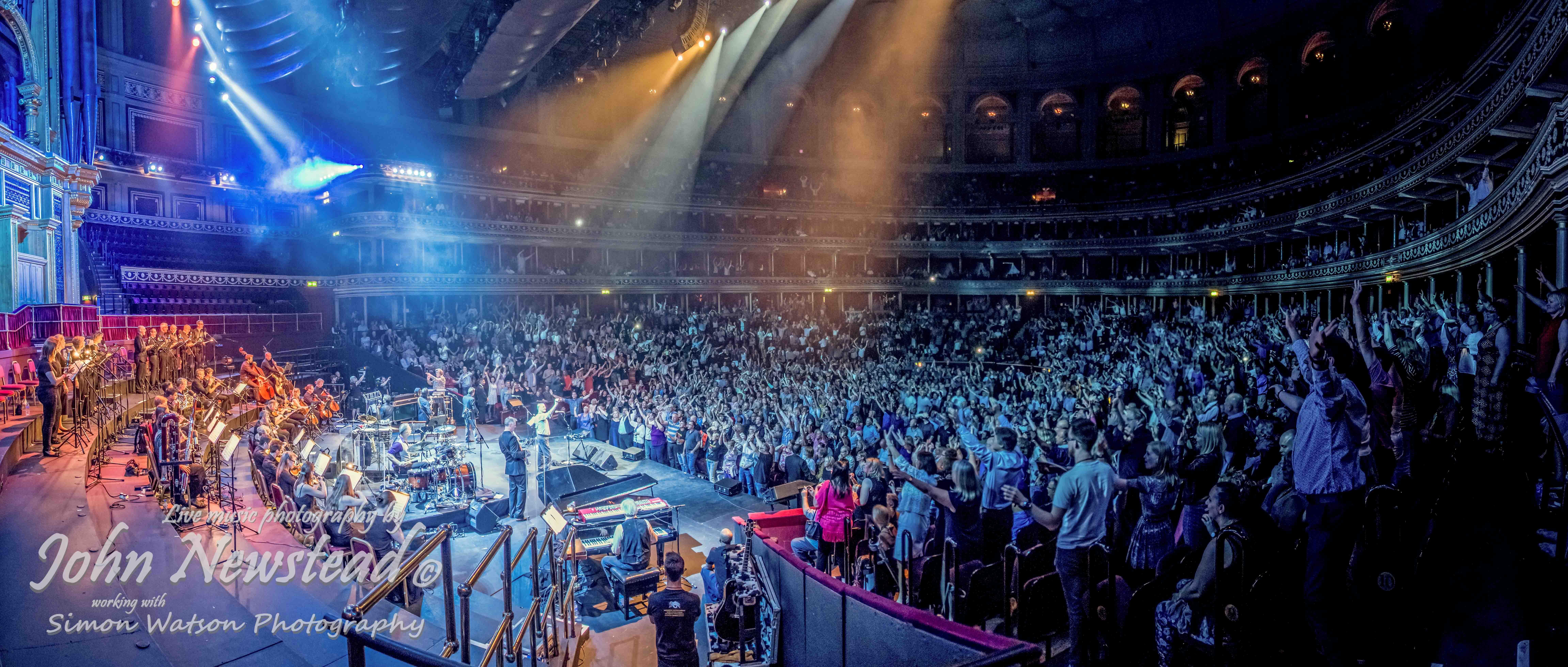 Royal Albert Hall 2014