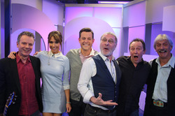 """BBC """"The One Show"""" March 2015"""
