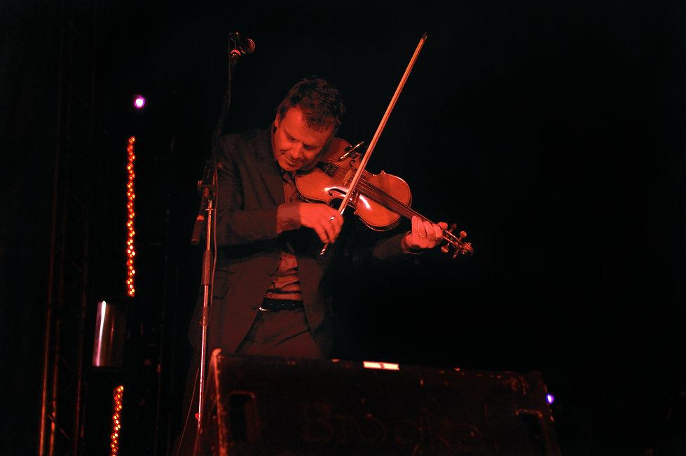 Barry Wickens, Violin, Guitar, Mandolin, performer with Steve Harley & Cockney Rebel