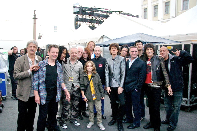 Steve Harley & Cockney Rebel + Rolling Stones
