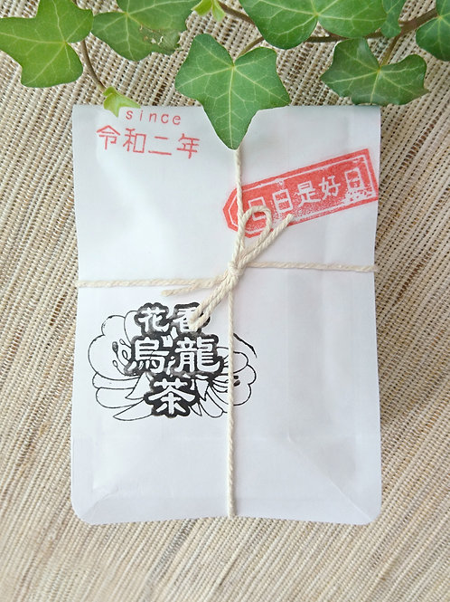 烏龍茶 - 花香