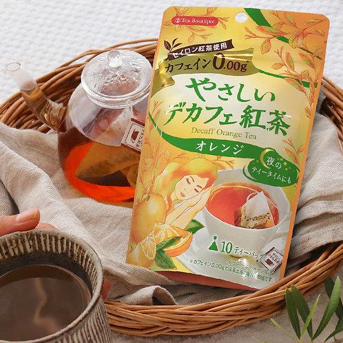 日本Tea Boutique無咖啡因紅茶 - 橙味