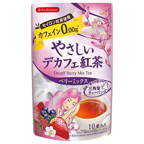 日本Tea Boutique無咖啡因紅茶 - 雜莓味