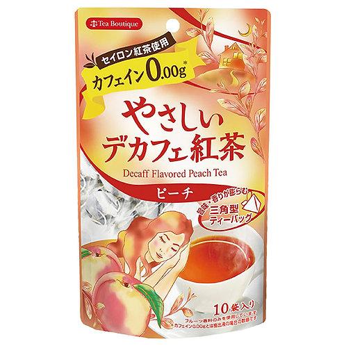 日本Tea Boutique無咖啡因紅茶 - 桃子味