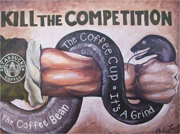 Contemporary Propaganda Poster Project/ Color Schemes