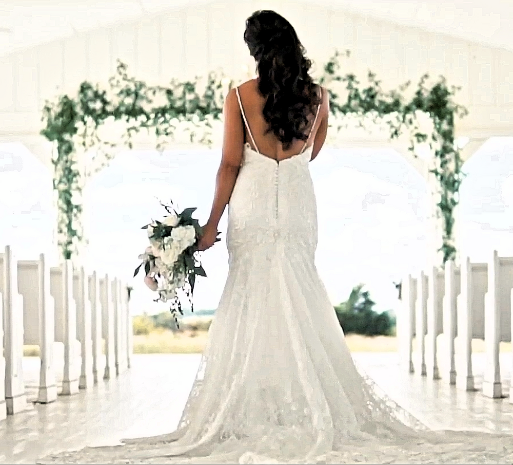 Reasons to hire a wedding videographer.  Advice from an expert.  Don't make the mistake of NOT hiring a videographer.