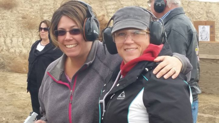 Facebook - We had a great time at the Beginner Women's Firearms Class!