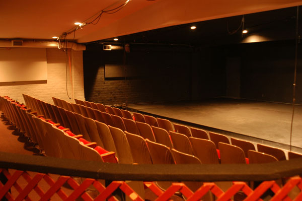 The Stella Adler Theatre