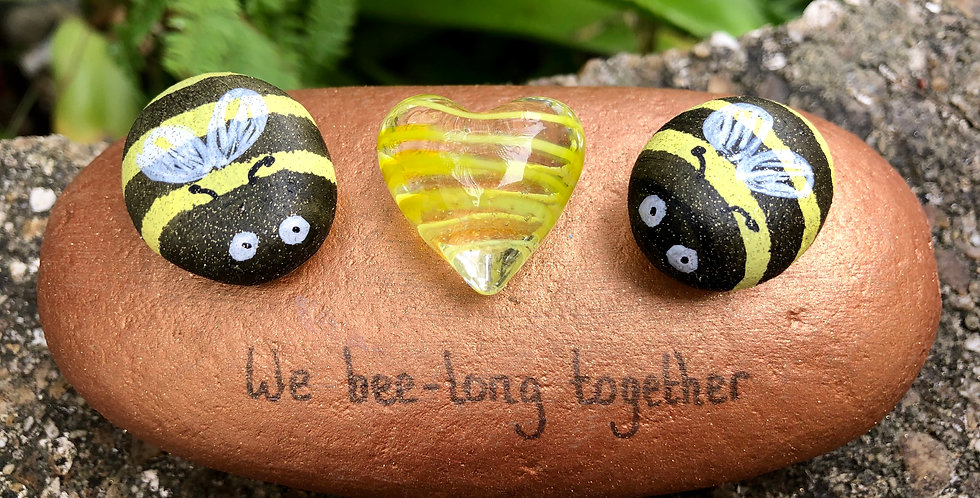 We Bee - Long Together Stone