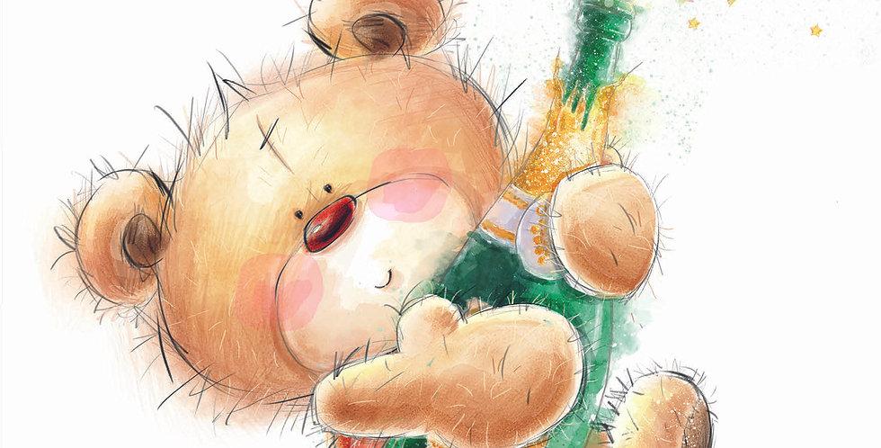 'Teddy Champagne'