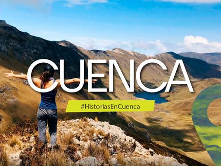 Mi historia en Cuenca - Andrea Pinos