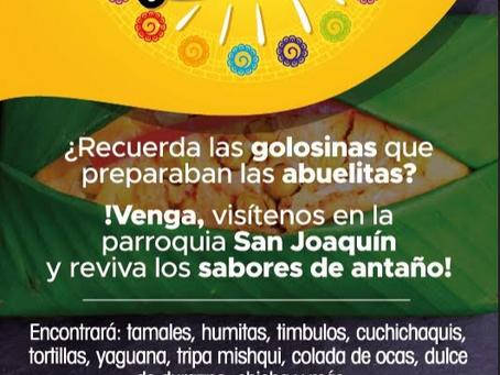 Snack Andinos - Golosinas de antaño en San Joaquín