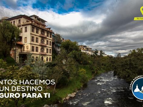 Cuenca, Ciudad Biosegura y Sostenible