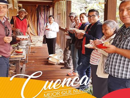 OPERADORAS DE CUENCA, PROPONEN NUEVAS EXPERIENCIAS PARA TURISTAS: CASO BEST EXPERIENCE