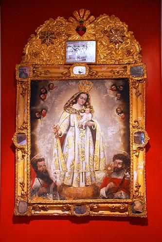 Autor: Sor María de las Mercedes. 1761