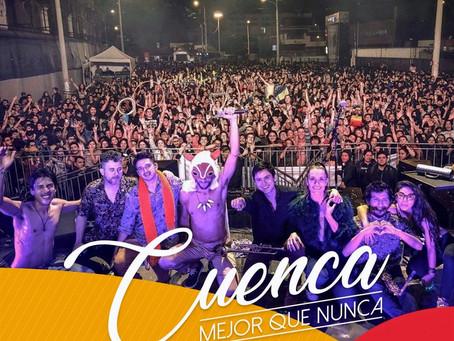 GRAN FERIADO PARA #CUENCAMEJORQUENUNCA