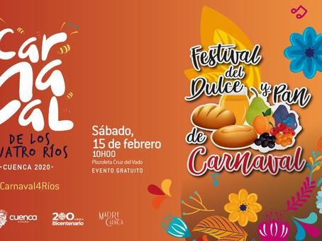 """VIVE EL """"FESTIVAL DEL DULCE Y PAN DE CARNAVAL"""" EN EL TRADICIONAL BARRIO EL VADO"""
