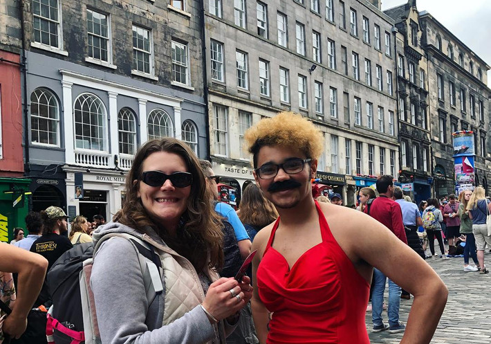 Royal Mile Edinburgh