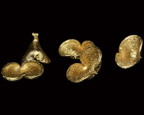 Badam Brass Gold